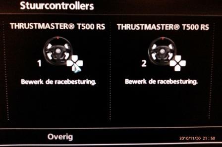 Gran Turismo 5 için direksiyon seti mi geliyor?