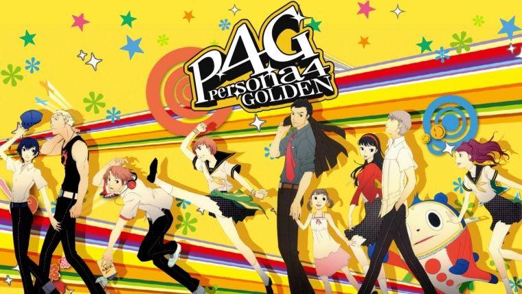 Persona 4 Golden PC yolcusu