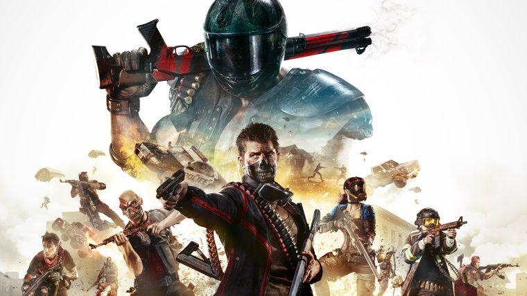 H1Z1 Battle Royal Beta PlayStation 4 üzerinden indirmeye açıldı