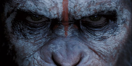 Dawn of the Planet of the Apes'ten ikinci fragman geldi