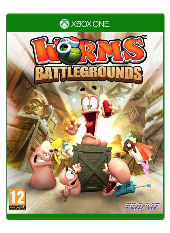 Worms'ü bir de konsollarda deneyin