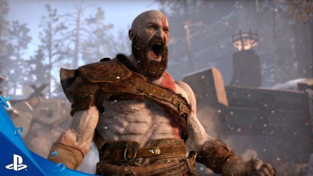 E3 2017'nin Kazananı God of War Oldu