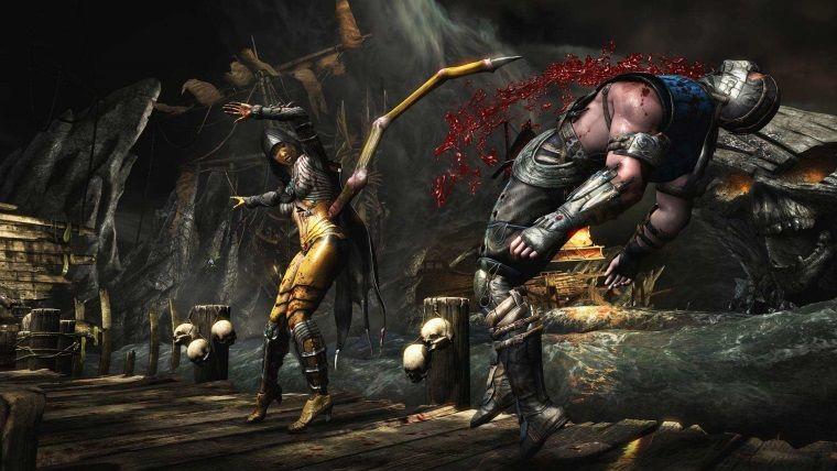Xbox One ve PS4'ün en çok satan dövüş oyunu Mortal Kombat X