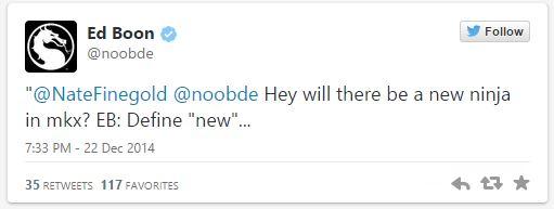 """Mortal Kombat X'e """"yeni"""" bir ninja ekleniyor iddiası!"""