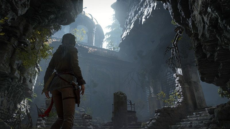 Rise of the Tomb Raider, Microsoft'a çok pahalıya patlamış