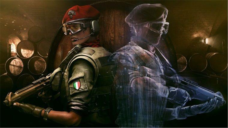 Rainbow Six Siege'in yeni karakteri Alibi hologram kullanacak
