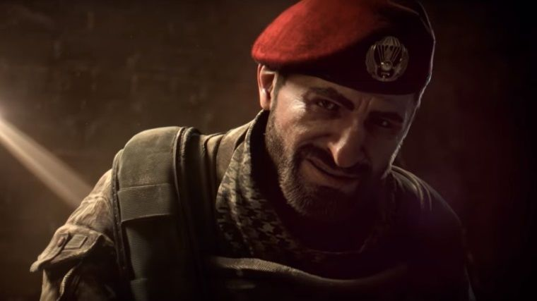 Rainbow Six Siege'in yeni karakteri Maestro ortaya çıktı