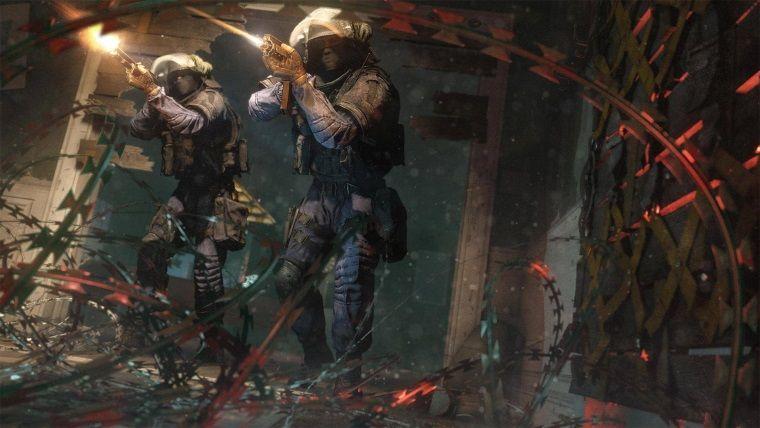 Rainbow Six: Siege için PS4 Pro ve Xbox One X desteği gelecek