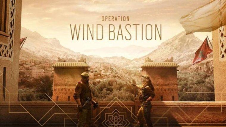 Rainbow Six: Siege'in yeni sezonu Wind Bastion'ı değerlendirdik