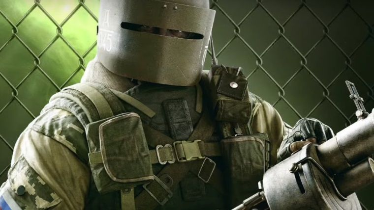 Rainbow Six Siege Tachanka operatörü yenileniyor