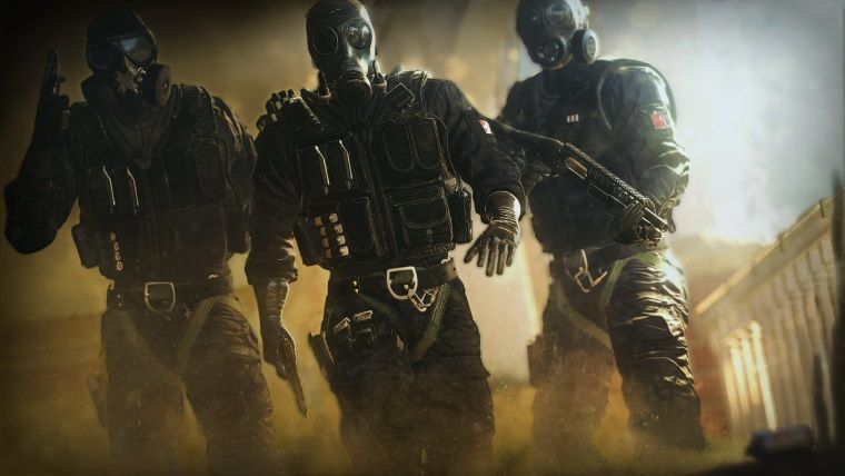 En yetenekli Rainbow: Six Siege ülkeleri belli oldu