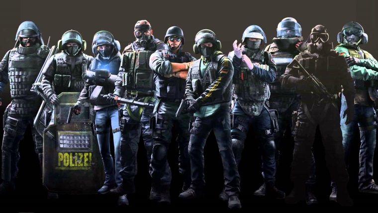 Rainbow Six: Siege operatörlerinin yaşlarını biliyor musunuz?