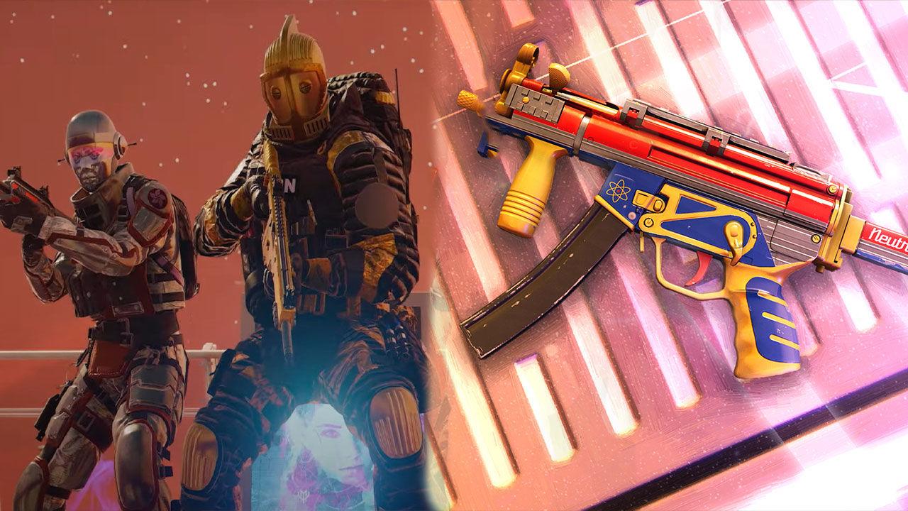 Rainbow Six: Siege'in sınırlı süreli etkinliği başladı