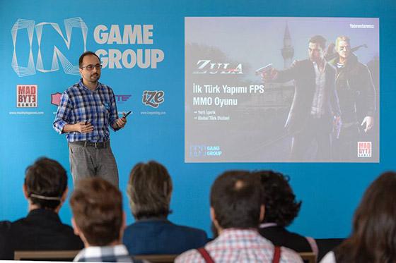 Türk Oyun sektörünü canlandıracak proje (Röportaj)