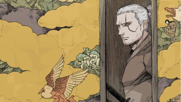 Witcher'ın manga uyarlaması yolda