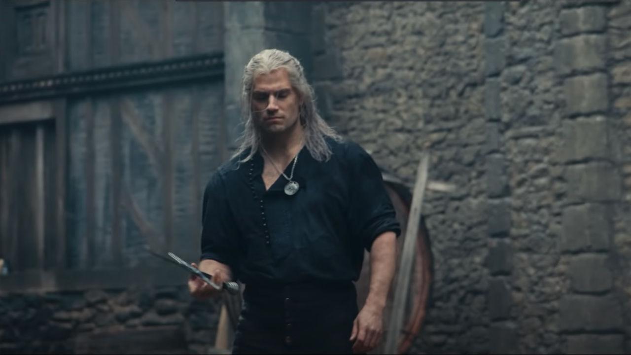 The Witcher: Kamera Arkası Netflix'te yayınlandı