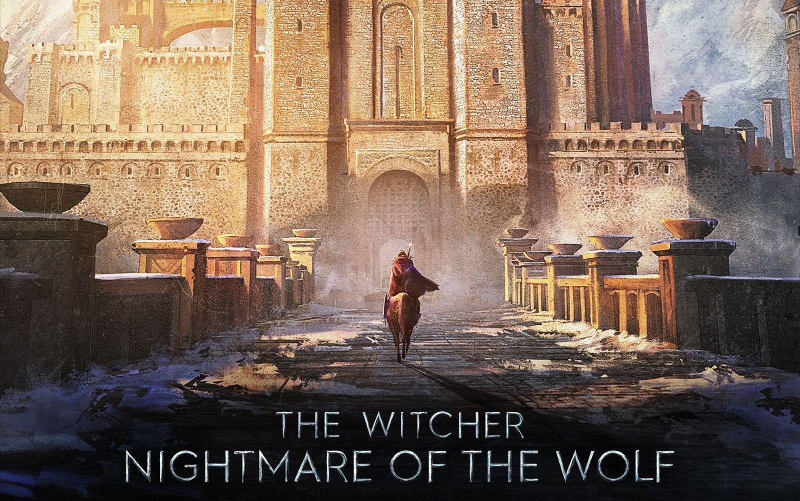 The Witcher anime filmi fragmanı ve çıkış tarihi yayımlandı