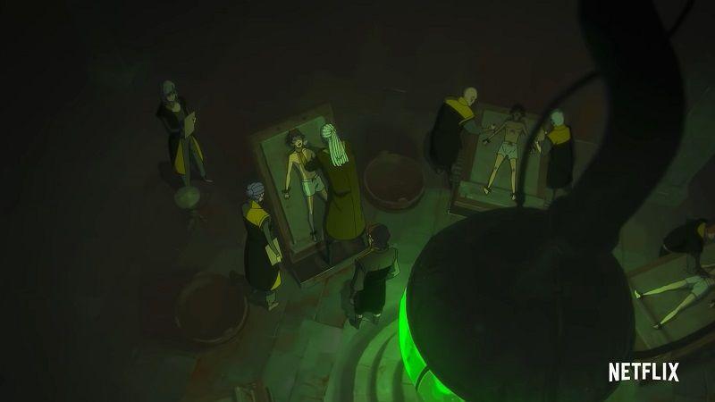 The Witcher: Nightmare of the Wolf'tan yeni fragman geldi
