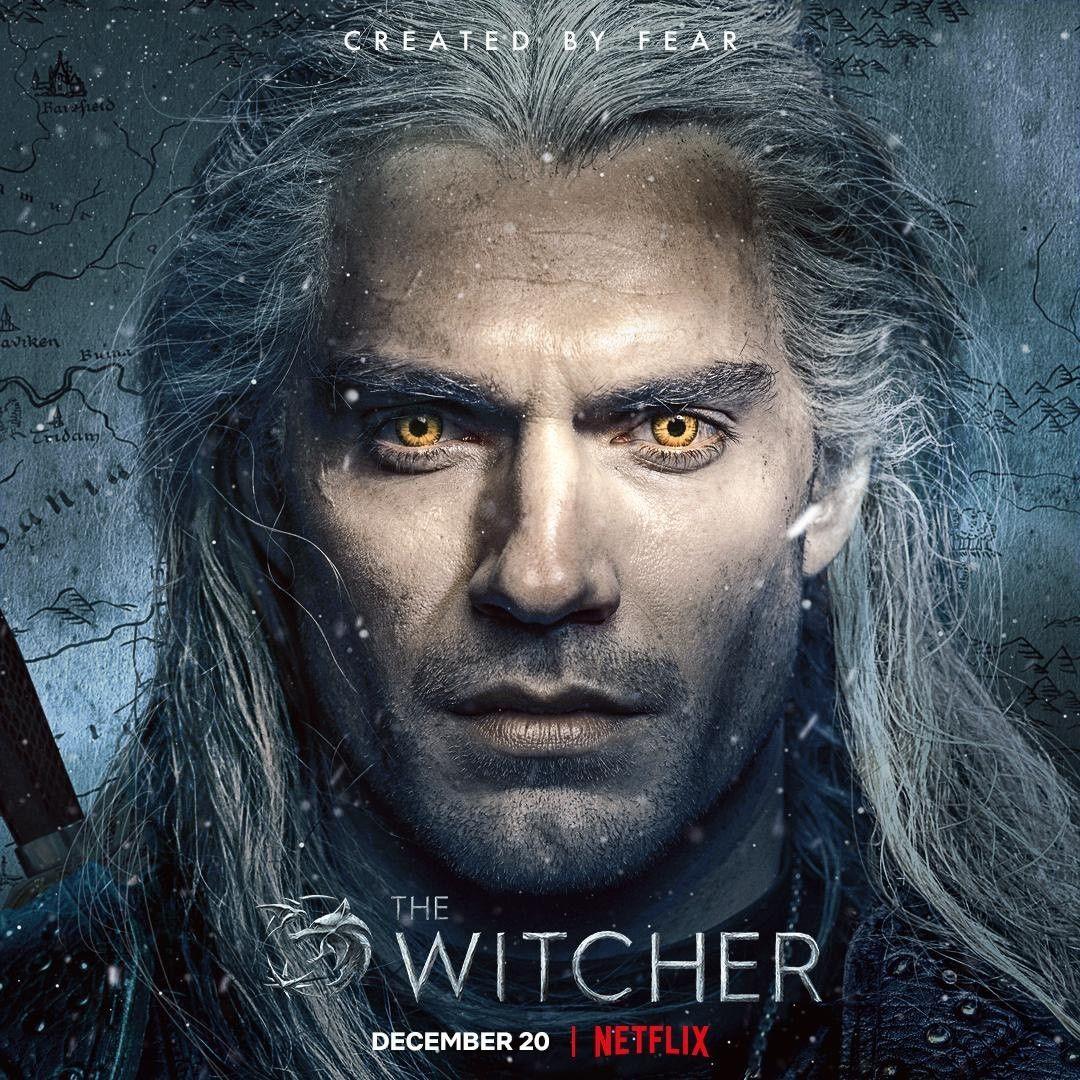 The Witcher dizisi için üç yeni poster yayınlandı