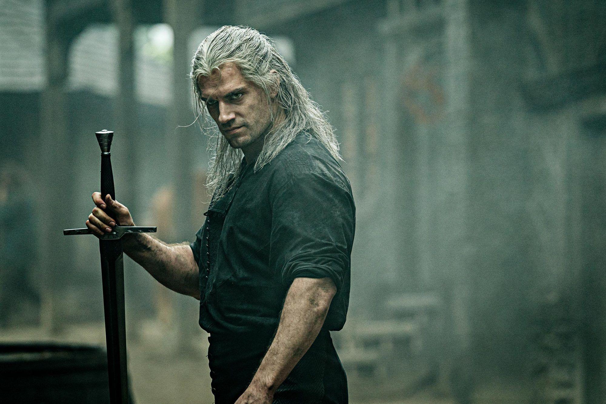 The Witcher'ın ikinci sezonu COVID-19 engeline takıldı