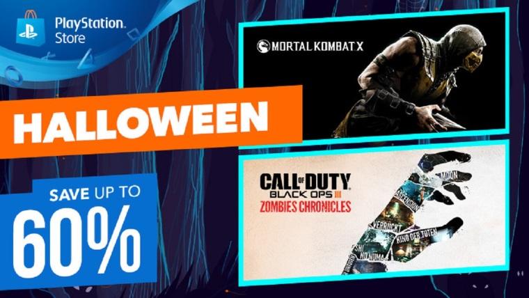 PlayStation Store'da dev Cadılar Bayramı indirimleri