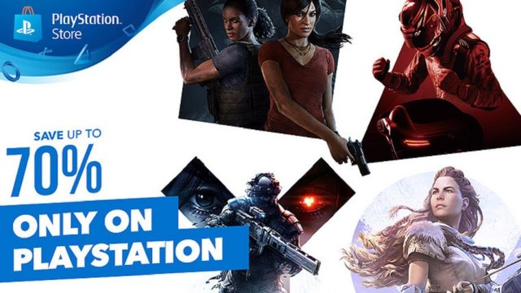 PlayStation Store'da %70'e varan harika bir indirim başladı