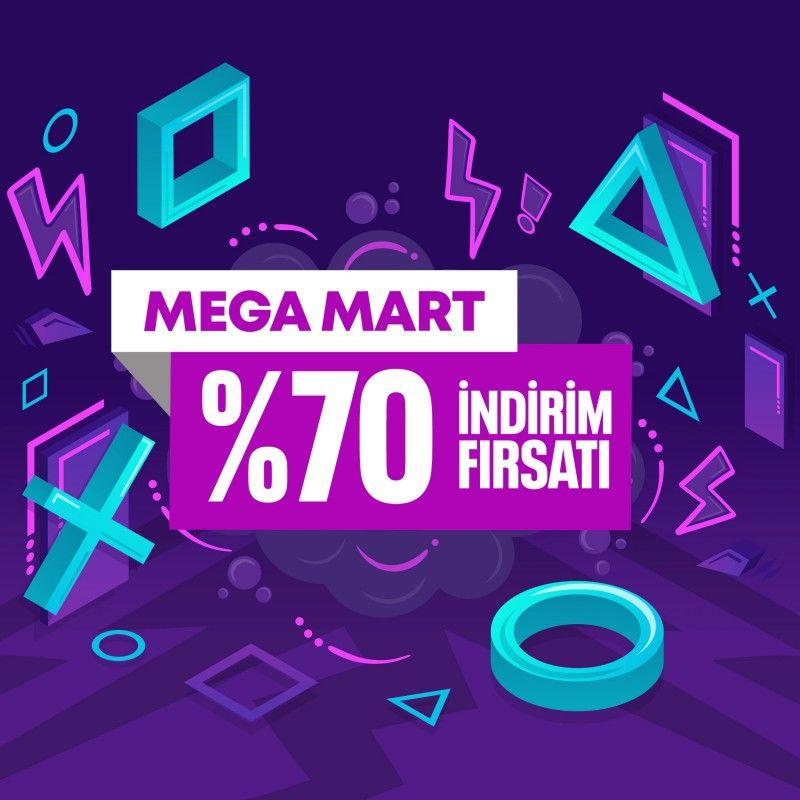 PS Store'da Mega Mart indirimleri başladı