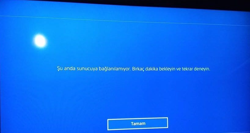 Playstation Network çöktü!