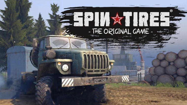 Spintires yeni güncelleme ve DLC'si yayınlandı