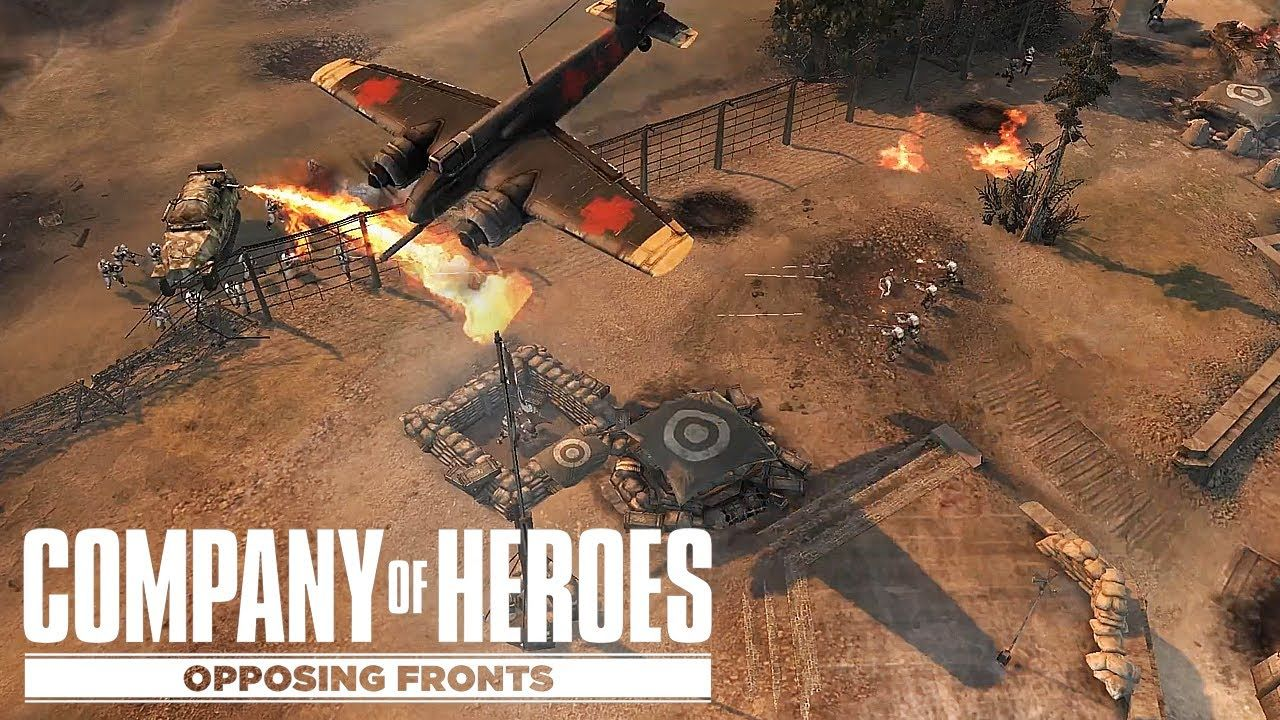 Company of Heroes: Opposing Fronts iPad inceleme