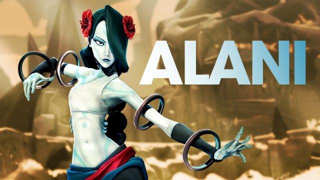 Battleborn'un yeni karakteri Alani'den yeni videolar