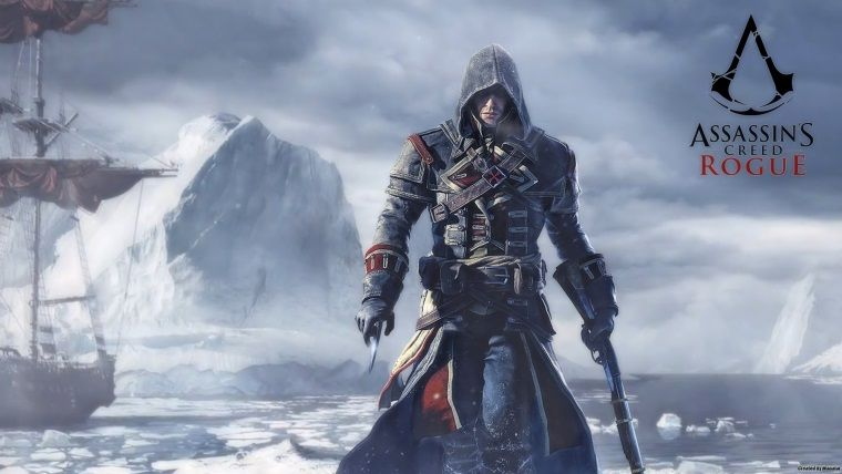 Assassin's Creed Rogue Remastered duyuruldu!