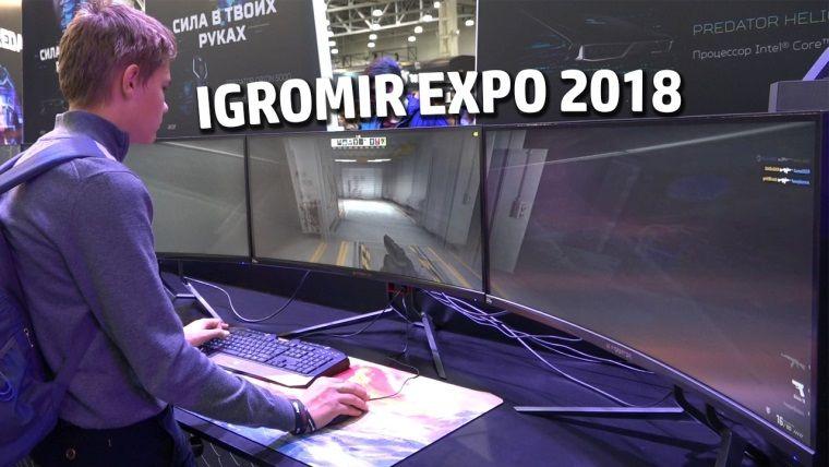 Rusya'da düzenlenen oyun fuarında Acer ürünlerini denedik