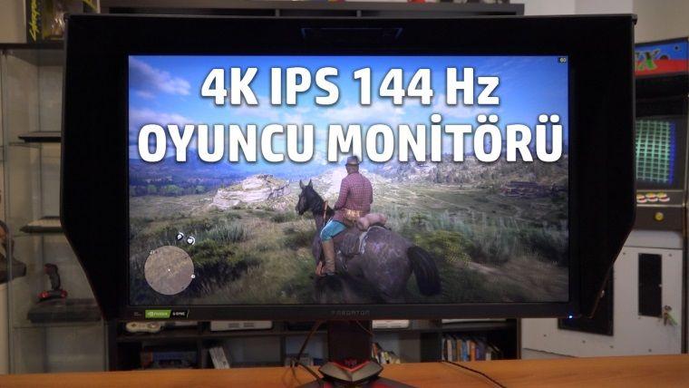 Acer Predator XB3 Oyuncu Monitörü İnceleme
