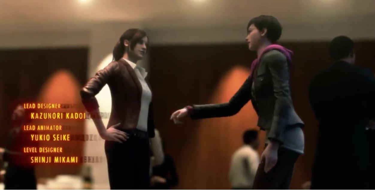Resident Evil Revelations 2 kadrosunda Shinji Mikami ismi göründü!