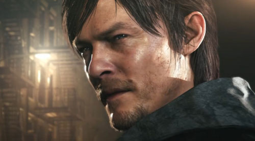 Silent Hills'ın ana karakteri Norman Reedus, oyun hakkında konuştu!