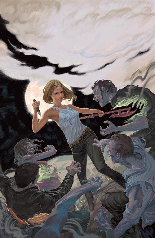 Buffy the Vampire Slayer'ın 10. sezonu başlıyor!
