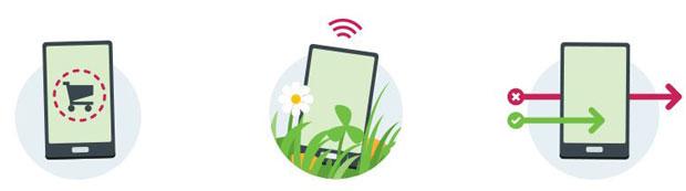 Mobil cihazlarda güvenli internet deneyimi için, ESET Mobile Security