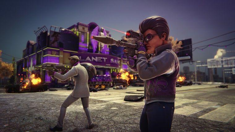 Gamescom'da Saints Row serisinden yeni bir oyun göreceğiz