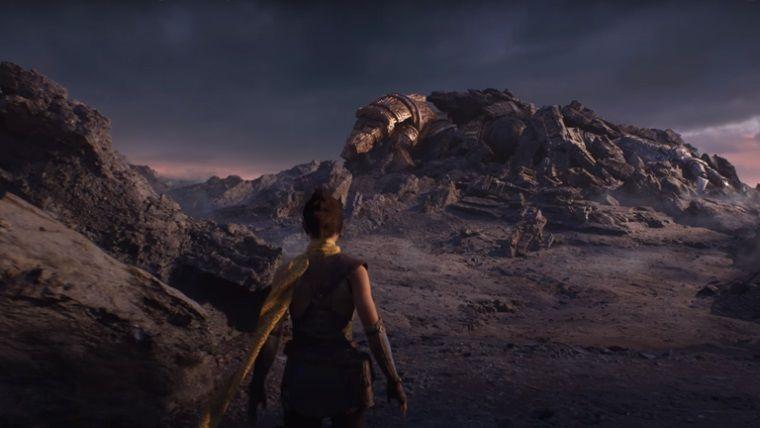 Unreal Engine 5 heyecan verici görünüyor
