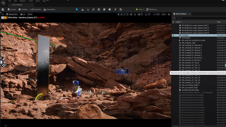 Unreal Engine 5 looks exciting