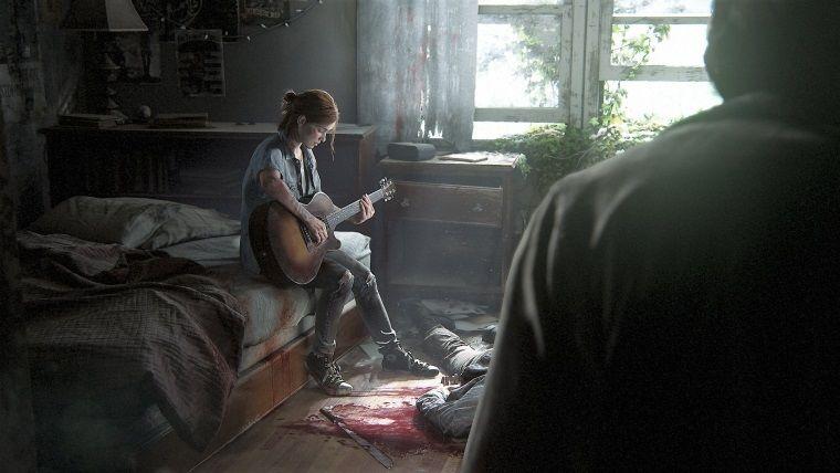 Last of Us Part 2 çekimlerinde gözyaşları sel oldu