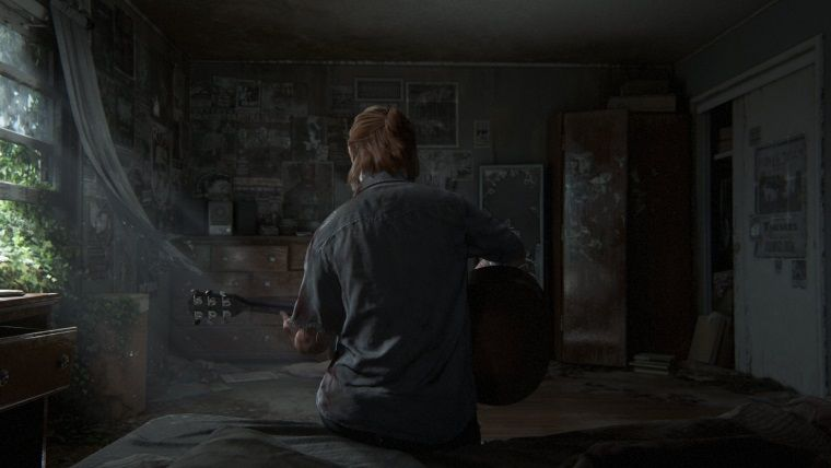The Last of Us: Part 2'nin animasyonlarında PlayStation 5'in izleri olacak
