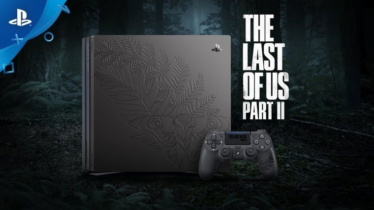 The Last of Us Part II özel Playstation 4 modeli duyuruldu
