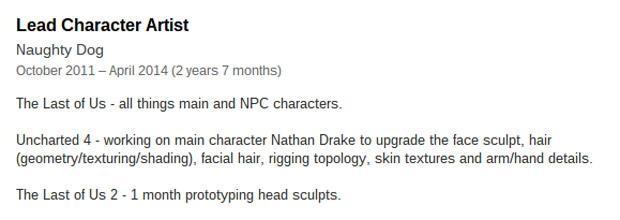 The Last of Us 2 ortaya çıktı!