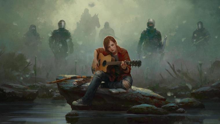 The Last of Us: Part 2 için yeni bir afiş yayınlandı