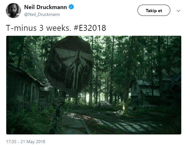 The Last of Us: Part 2'nin E3'te gösterileceği doğrulandı