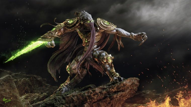 Sevilerek oynanan StarCraft 2 için yeni co-op commander duyuruldu