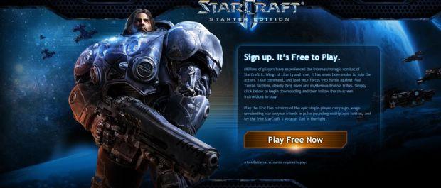 StarCraft 2'nin ücretsiz sürümü güncellendi