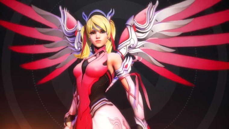 Sony, pembe Mercy kostümünden para almayacağını açıkladı